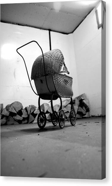 Buggy Canvas Print by Tom Melo