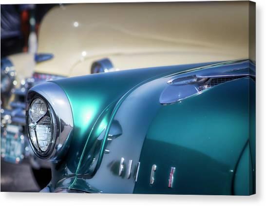 Buick Dreams Canvas Print