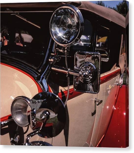 Buick Phaeton Canvas Print