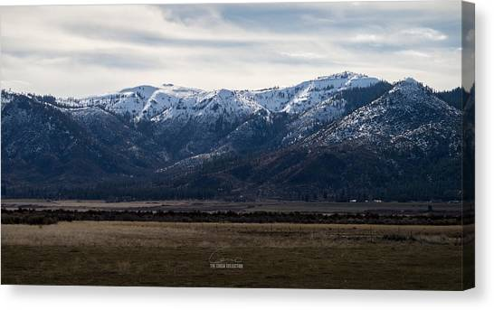 Buntingville Afternoon Canvas Print