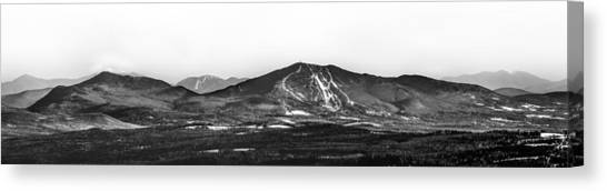 Burke And Cannon Wide Panoramic Canvas Print
