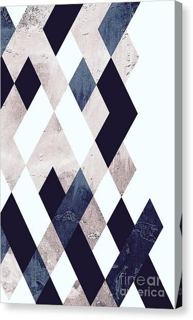 Burlesque Texture Canvas Print