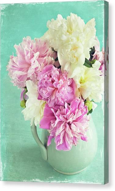 Burst Of Spring Canvas Print
