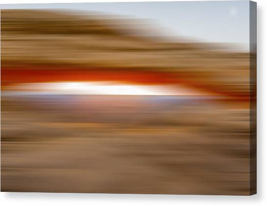 Lavendar Canvas Print - Burst Of Sunshine X by Jon Glaser