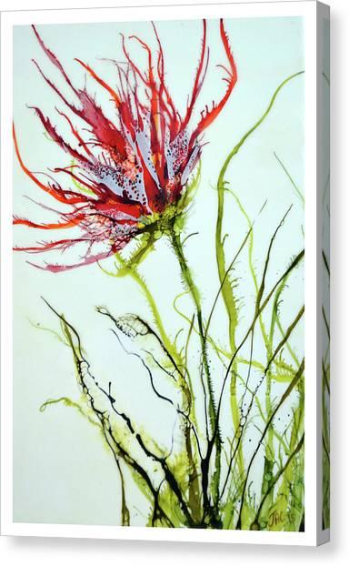 Bursting #2 Canvas Print