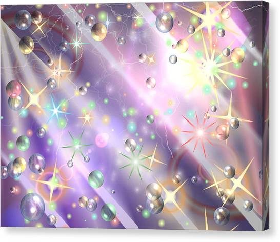 Canvas Print - Bursting Forth by Pamula Reeves-Barker