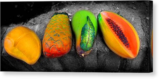 Cabo Art 2 Of 3 Series Canvas Print