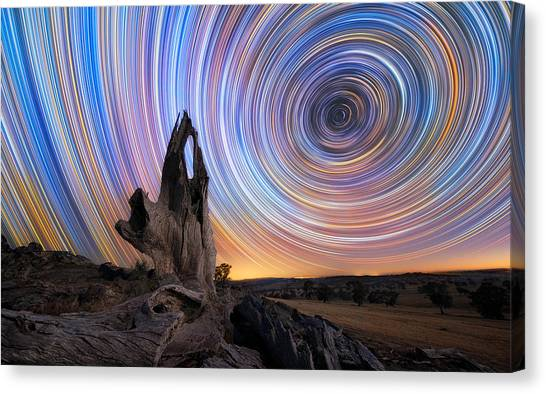 Cadence Canvas Print by Lincoln Harrison