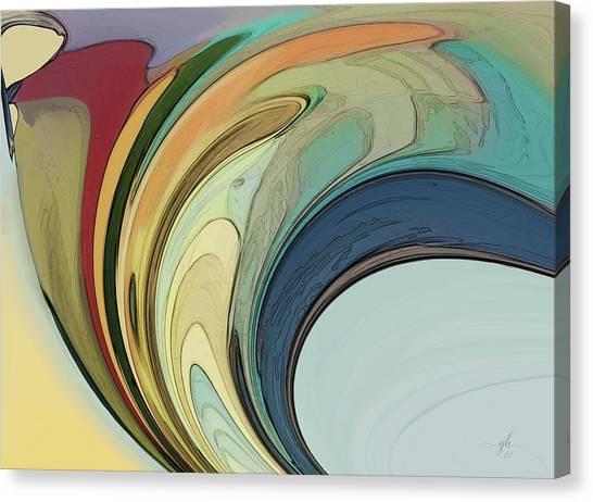 Cadenza Canvas Print