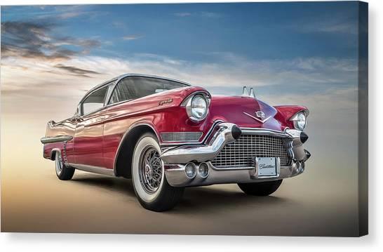 Luxury Canvas Print - Cadillac Jack by Douglas Pittman