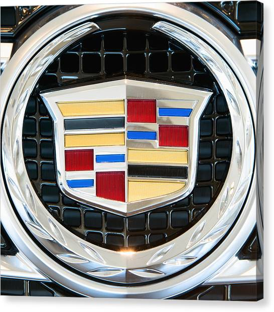 Cadillac Quality Canvas Print