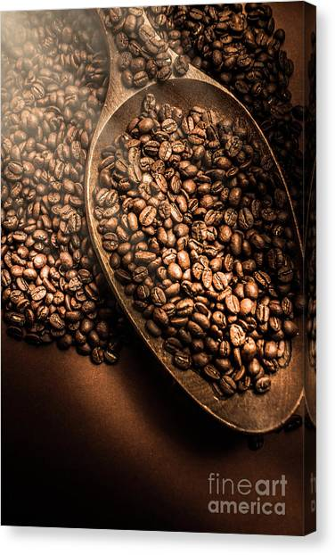 Roast Canvas Print - Cafe Aroma Art by Jorgo Photography - Wall Art Gallery