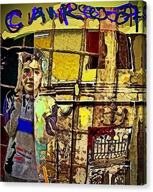 Cairo 07 Canvas Print by Noredin Morgan
