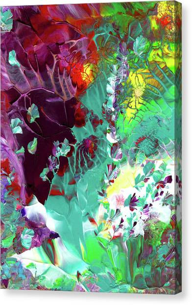 Cajun River Wild Canvas Print