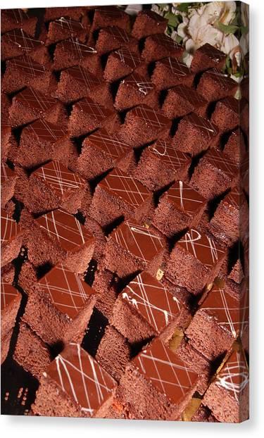 Cakes 1 Canvas Print