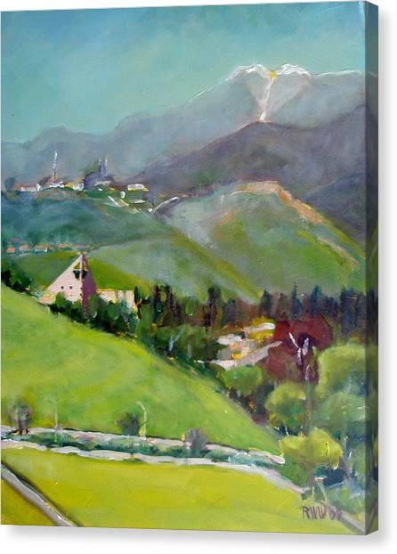 Cal Poly Pomona Canvas Print
