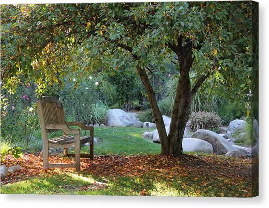 California Autumn Canvas Print
