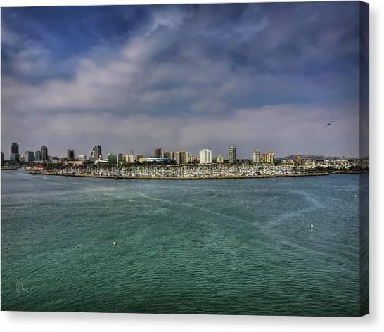 California - Long Beach 001 Canvas Print