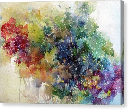 Canvas Print - California Spring by Natalia Eremeyeva Duarte