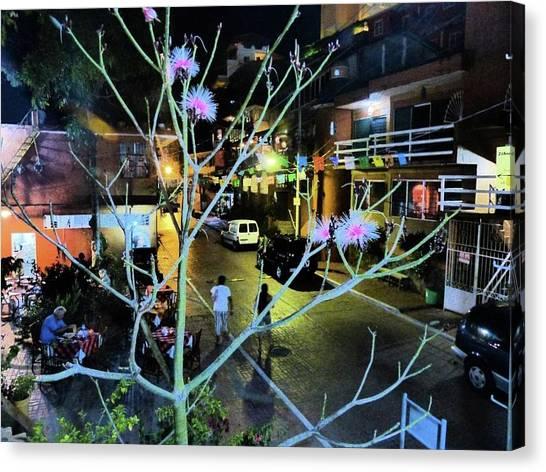 Calle Adelita Canvas Print