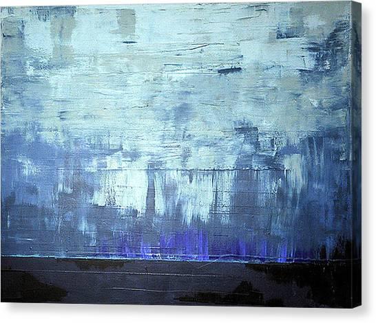 Calm Before Canvas Print by Kate Tesch