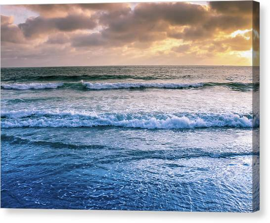 Calming Canvas Print