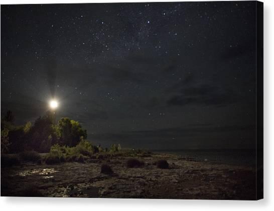 Cana At Night Canvas Print