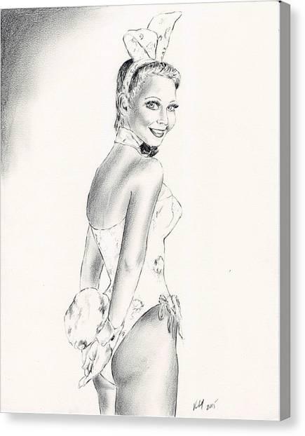 Candace Collins Canvas Print