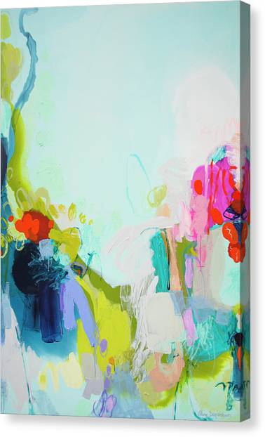Canvas Print - Can't You See by Claire Desjardins