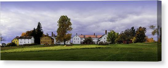Canterbury Shaker Village Nh Canvas Print