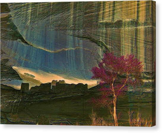 Canyon De Chelly Arizona Canvas Print by Jen White