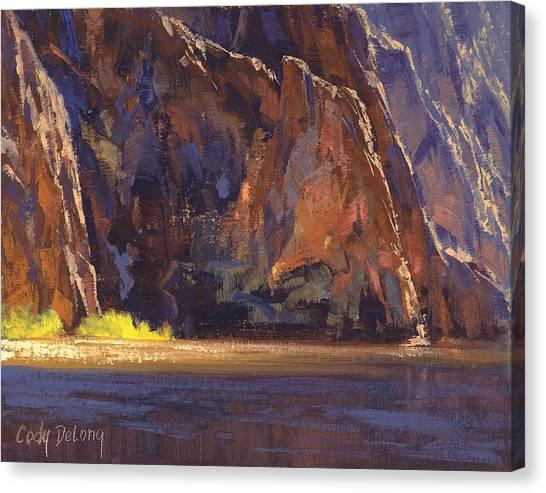 Grand Canyon Canvas Print - Canyon Walls by Cody DeLong