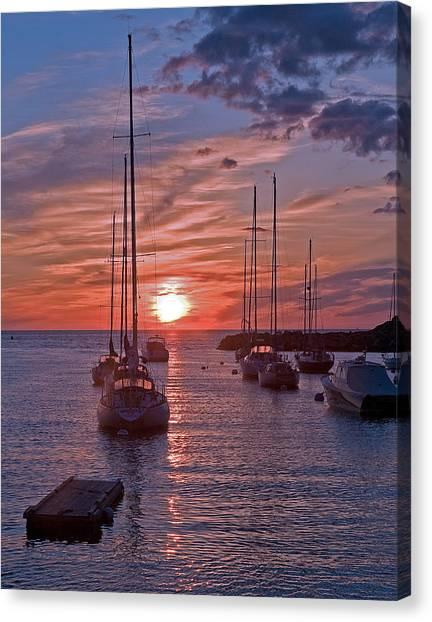 Cape Ann Sunrise Canvas Print