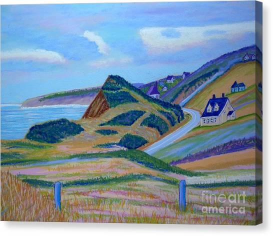 Cape Brenton Highlands Canvas Print
