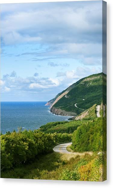 Cape Breton Highlands National Park Canvas Print