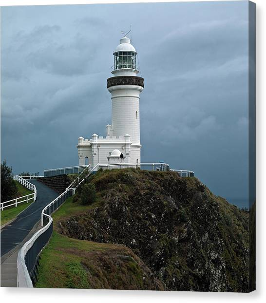 Cape Byron Lighthouse Canvas Print