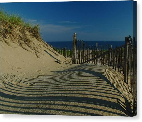 Cape Cod National Seashore Canvas Print