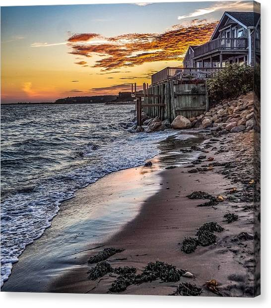 Cape Cod September Canvas Print