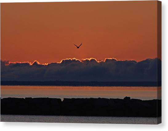 Cape Cod Sunrise #2 Canvas Print