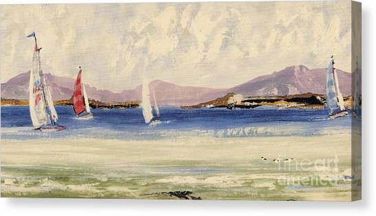 Cape Days Canvas Print