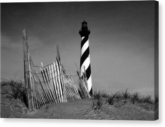 Cape Hatteras Canvas Print