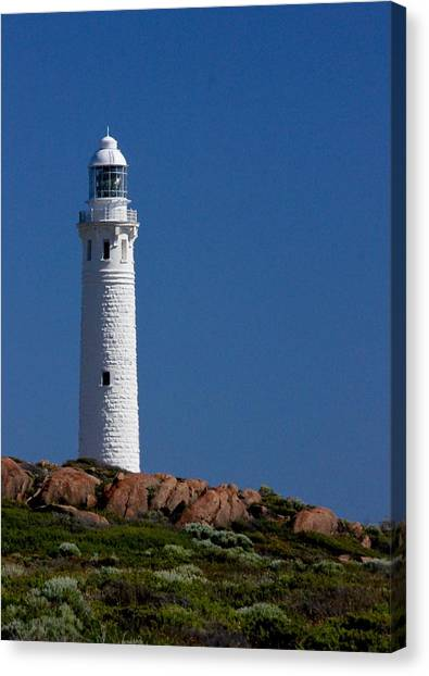 Cape Leeuwin Light House Canvas Print