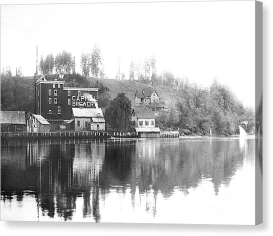 Capitol Brewing Company Canvas Print