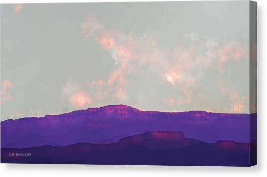 Capitol Reef Canvas Print