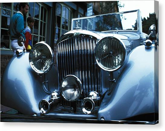 Canvas Print - Car Envy by Carl Purcell