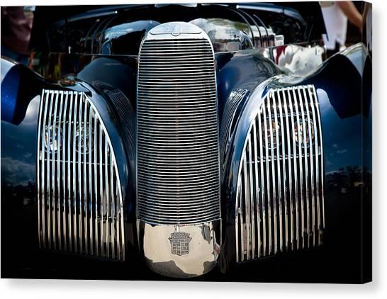 Car No.13 - Cadillac Canvas Print