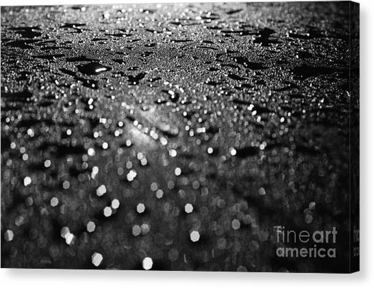 Car Window Canvas Print by Tassos Pasalis