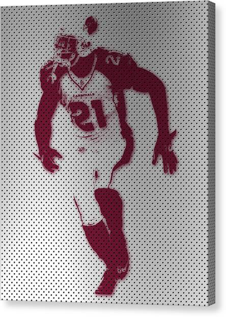 Arizona Cardinals Canvas Print - Cardinals Patrick Peterson by Joe Hamilton