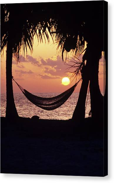 Caribbean Interlude Canvas Print