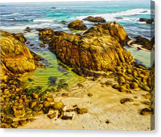 Carmel California - 07 Canvas Print